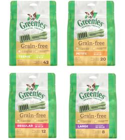 Greenies Grain Free Treat