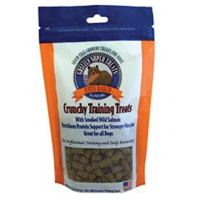 Grizzly Smoked Wild Salmon Crunchy Training Treat