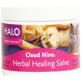 Halo Herbal Healing Salve for Dogs and Cats
