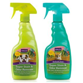 Halo HolistiClean Stain and Odor Remover