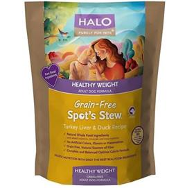 Halo Spots Stew Grain Free Healthy Weight Turkey and Duck
