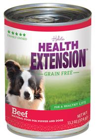Health Extension Meaty Mix Beef Dog Can Food