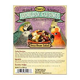 Higgins Worldly Cuisines Inca Bean Salad Bird Feed
