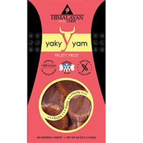Himalayan Yaky Yam Fruity Fruits