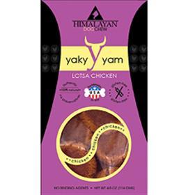 Himalayan Yaky Yam Lotsa Chicken