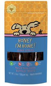 Honey Im Home Jerky Strips