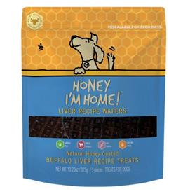 Honey Im Home Liver Recipe Wafers