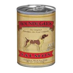 Hound and Gatos Pacific Northwest Salmon for Dog