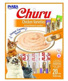 Inaba Churu Chicken Variety Cat Treats