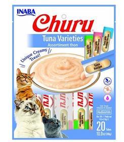 Inaba Churu Tuna Variety Cat Treats