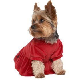 Juicy Couture Dog Velour Dress