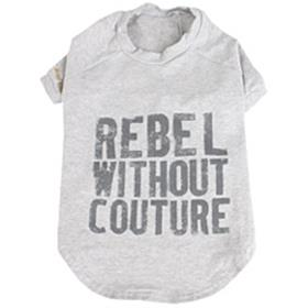 Juicy Couture Rebel Without Couture Dog Tee