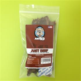 JustK9 Dehydrated Beef Treats