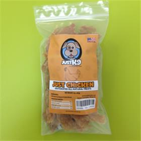 JustK9 Dehydrated Chicken Treats