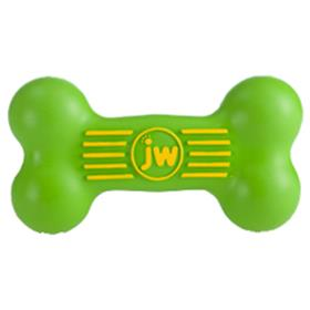 JW Pet iSqueak Bone Dog Toy