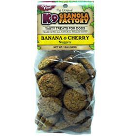 K9 Granola Factory Mini Banana and Cherry Nugget