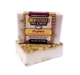 K9 Granola Factory Puppy Goats Milk Soap for Dogs