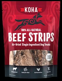 Koha Airdried Beef Strips