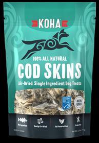 Koha Airdried Cod Skins