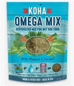 Koha Omega Mix Dehydrated Mix for Wet Raw Dog Food
