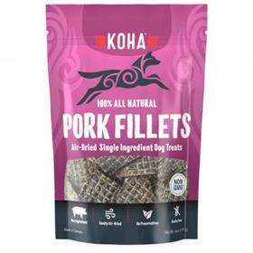 Koha Pork Fillets All Natural Treats