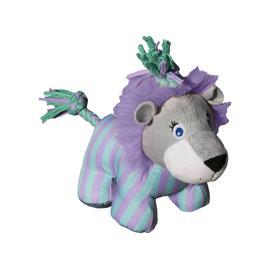 Kong  Knots Carnival Lion Dog Toy