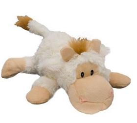 Kong Cozie Tupper the Lamb Sheep Dog Toy