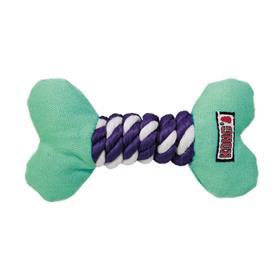 Kong Dots and Daisies Bone Dog Toy