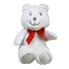 Kong Holiday Comfort Bear Dog Toys
