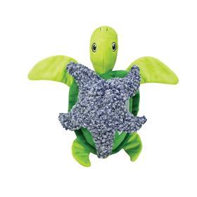 Kong Riptides Turtle Dog Toy