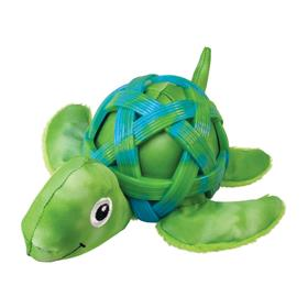 Kong Sea Shells Turtle Dog Toy