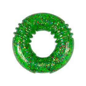 Kong Squeezz Confetti Ring Dog Toy
