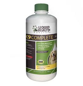 Liquid Health K9 Complete 8 in 1