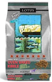 Lotus Oven Baked Fish Small Bites Recipe Grain Free Dry Dog Food