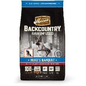 Merrick Backcountry Grain Free Heros Banquet Dog Dry Food