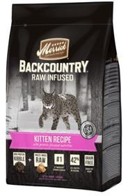 Merrick Backcountry Kitten Recipe