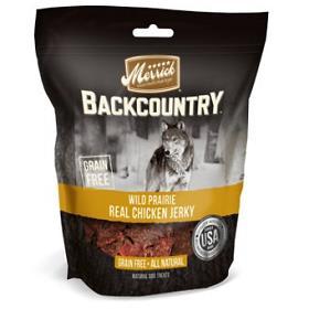 Merrick Backcountry Real Chicken Jerky