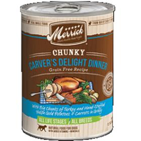 Merrick Chunky Carvers Delight Dinner