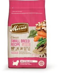 Merrick Classic Small Breed Recipe Dry