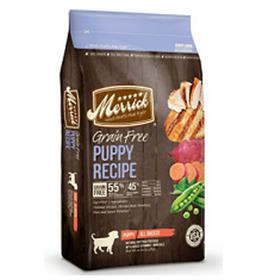 Merrick Grain Free Puppy Recipe