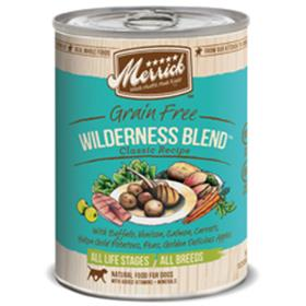 Merrick Grain Free Wilderness Blend