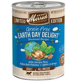 Merrick Limited Edition Grain Free Earth Day Delight Canned Dog Food