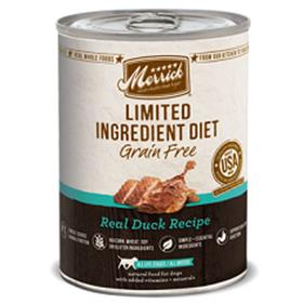 Merrick Limited Ingredient Diet Real Duck Can