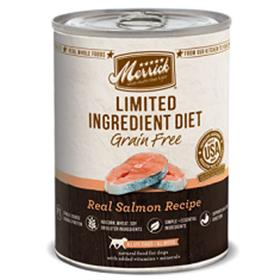 Merrick Limited Ingredient Diet Real Salmon Can