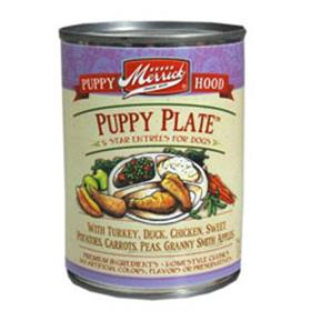 Merrick Puppy Plate