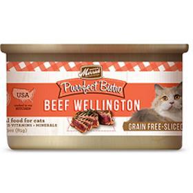 Merrick Purrfect Bistro Beef Wellington