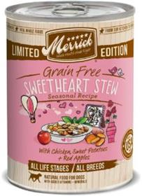 Merrick Spring Seasonals Sweetheart Stew Cans