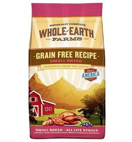 Merrick Whole Earth Farms Grain Free Small Breed Dog Food