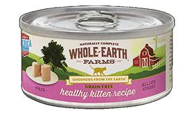 Merrick Whole Earth Farms Healthy Kitten