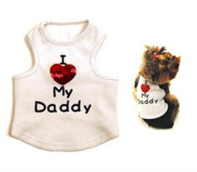 Monkey Daze I Love My Daddy Designer Tank Top